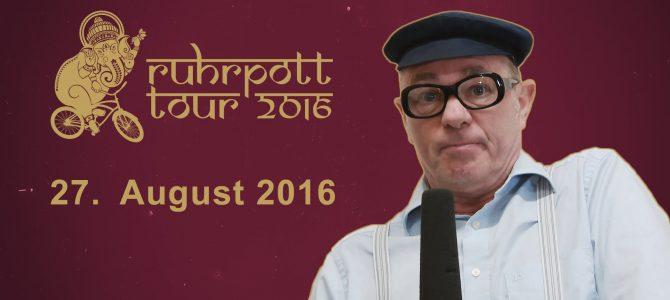 KarmaRiders – Ruhrpott-Tour 2016