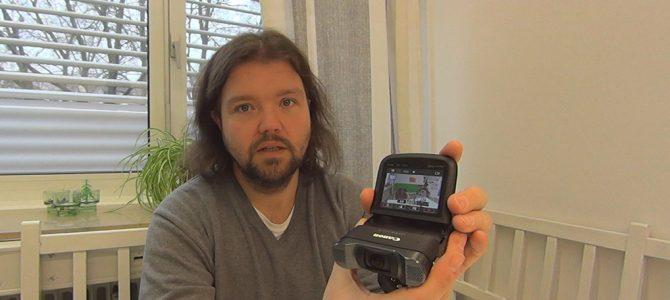 Marte Meo Kamera Canon Legria Mini X
