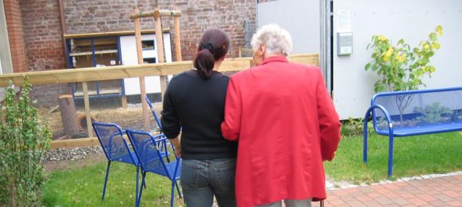 Marte Meo in Pflege & Betreuung