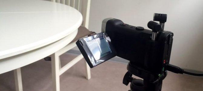 Marte Meo Kamera Zoom Q4n