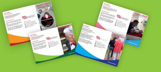 Neue Flyer, zusätzliche Fortbildung und Co.
