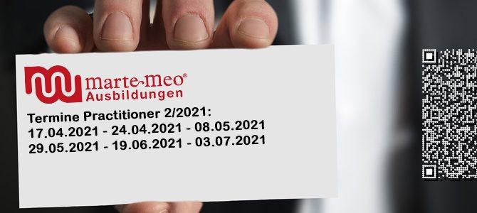 MarteMeo Practitioner 2/2021